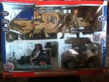 New Military Combo Helicopter Toy Set in Clarksville, Tennessee