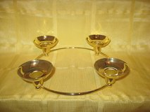 """Partylite """"Century"""" Brass Candle Holder in Spangdahlem, Germany"""